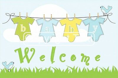 Reborn Baby Clothes Line Ebay Compliant Auction Template