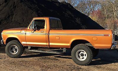 1979 Ford F-350  1979 ford f350 4x4 original california truck, not  f150 ,f250, FAST AND POWERFUL