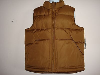 Boy Old Navy Quilted Vest Size Xxl /18/ Nwt