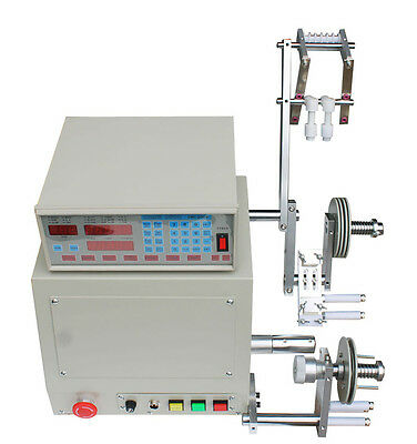 New 110V Computer CNC Automatic Coil Winder Winding Machine