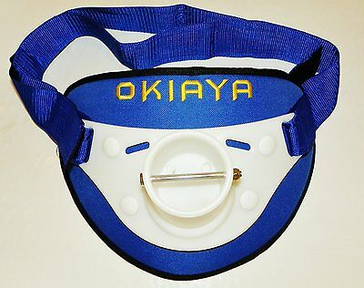 OKIAYA Big Game Fighting Belt 1 Size fits all (26in to 60in Waist)