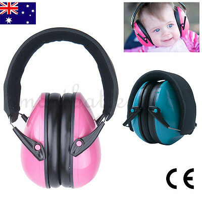 NEW 2018 Baby Camo Earmuffs Soft Cup Baby Ear Muffs Kids Babies Infant AU