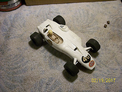1/25 1967 STP # 40 Indy Turbine Slot Car LOOK Only 2 Ever Fabricated