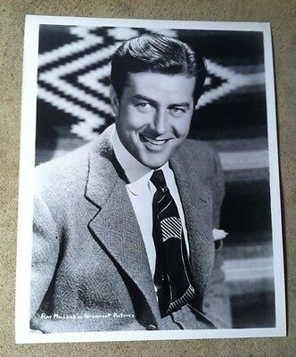 Ray Milland movie photo 8x10 glossy Paramount Pictures