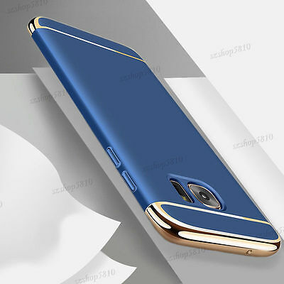 Luxury thin Electroplate Hard Shockproof Case Cover for Samsung Galaxy S8 Plus -