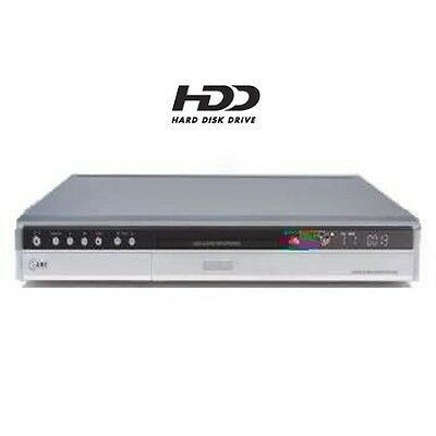 LG RH7500 DVD Recorder With Built In 80GB HDD Hard Drive