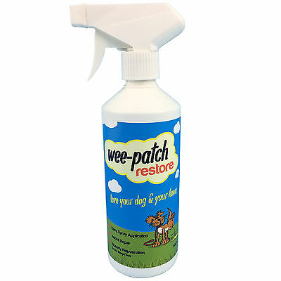 WEE PATCH RESTORE Repairs Dog Urine Burn on Lawns/Grass - It Doggy Rocks
