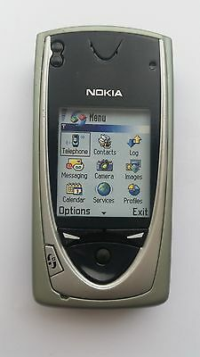 ☆ NOKIA 7650 ☆ Handy Dummy Attrappe ☆ Not real mobile phone! ☆ RARITÄT