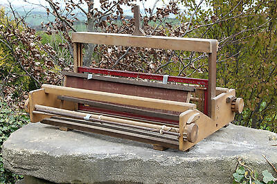 Weavemaster Loom 2 shaft Vintage and Instructions  - Yorkshire Dales Reclaim
