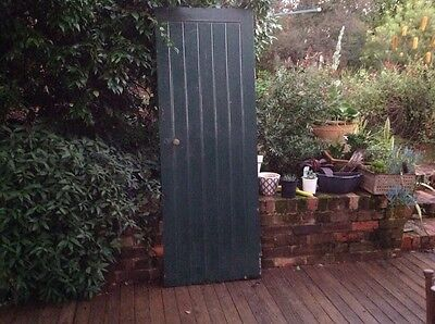 Old Timber Barn , External Style Door   710w X 1955h