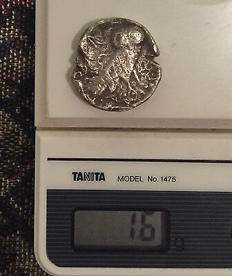 Ancient Greece Silver Tetradrachm 420 BC Persian Owl Athena - A Rare Owl 🦉coin