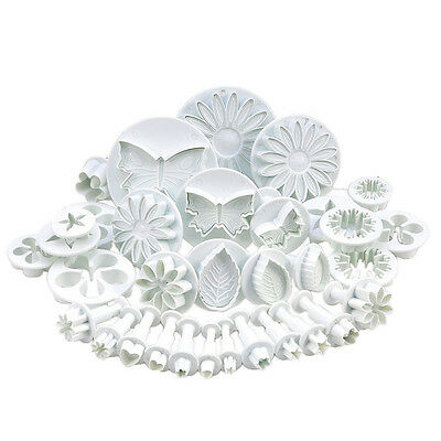 33Pcs Fondant Cookie Cake Cutter Mixed Biscuit Mold Cake Decoration Cake Mold