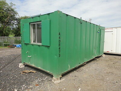 Used site canteen office| Second hand portable cabin| Anti-vandal office