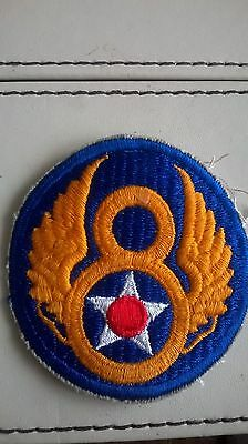 WW2 US 8th Army Air Force Sleeve Patch