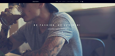Online Clothing Business For Sale
