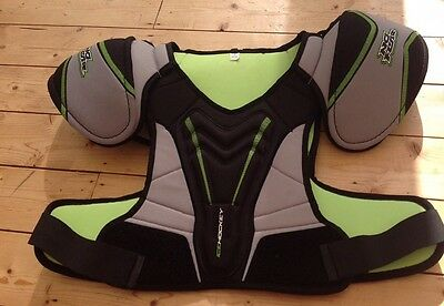 No Fear Ice Hockey Pads Guards New Tagged Size Large