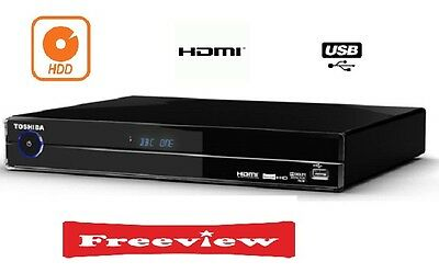 Toshiba HDR5010 500GB Freeview+ HD Digital TV Recorder