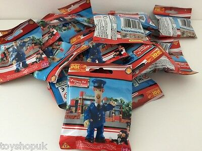 Postman Pat Figures Toys Bundle of 20 Party Bag Fillers BRAND NEW - Free UK P&P