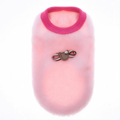 XXXS/XXS/XS Lovely Chihuahua Teacup Dog Clothes Puppy Soft Hoodie Cat Clothing