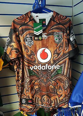 New zealand warriors heritage jersey
