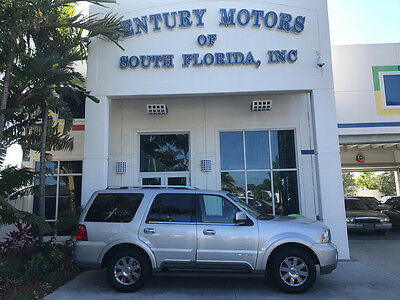 2004 Lincoln Navigator  CARFAX NO ACCIDENTS SALT FREE FLORIDA 12 SERVICE RECORDS CPO