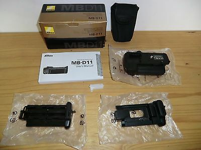 Nikon MB-D11 Multi-Power Battery Pack for D7000