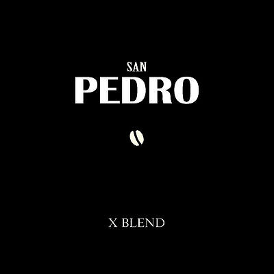 San Pedro X Blend Coffee Beans 1Kg! Melbourne Locally Roasted! Free Postage!