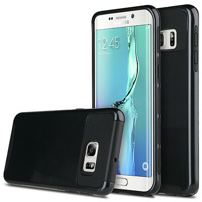 For Samsung Galaxy S6 Edge Plus Hybrid Rugged Shockproof Hard Case Cover Skin