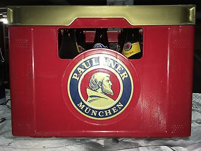 Paulaner Beer Crate from Germany!