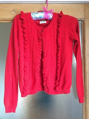 Next Red Cardigan Age 11-12 Years