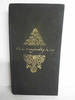 The Tragically Hip Hipeponymous 4 CD Collection 2 CDs 2 DVDs