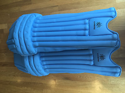 Redback Cricket - NEW Baby Blue Pads - Right Handed - Made for Pro