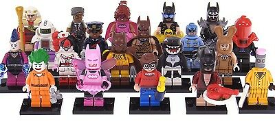 Brand New Sealed Lego Minifigures Series 20 COMPLETE SET