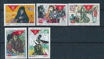 D130783 Medicine World Tuberculosis Day MNH Afghanistan