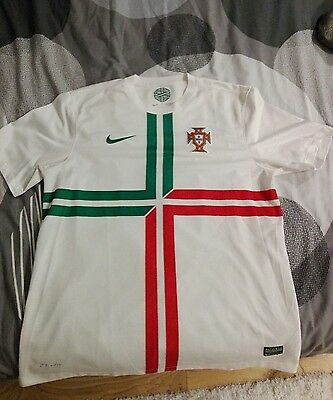 Authentic maillot jersey Portugal Nike Football