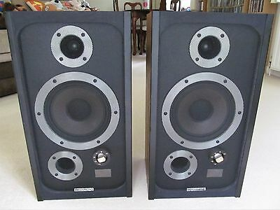 Wharfedale E20 Vintage 2 Way Hi-Fi Stereo Speakers, E.TWENTY - COLLECTION ONLY