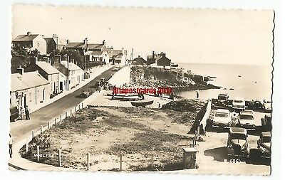 Wales Anglesey Moelfre Real Photo Vintage Postcard 20.6