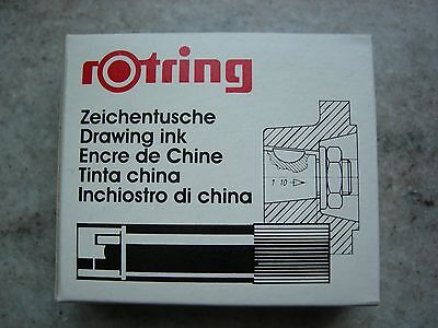 Rotring, cartouches .