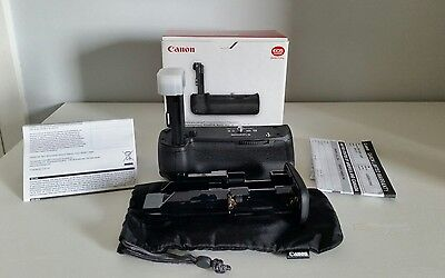 Bnib Genuine Canon Bg-E13 Battery Grip For 6D