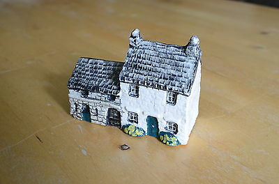 Tey Pottery Norfolk Stone Cottage Miniature Collectable