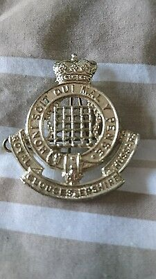 British army,  mess badge royal gloucestershire Hussars,  cavalry