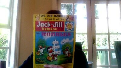 Jack and Jill - comic; 1973-75 - 16 issues.