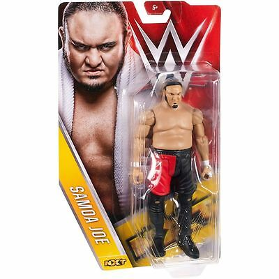 WWE Basic Action Figure Series 65 - Samoa Joe  *BRAND NEW*