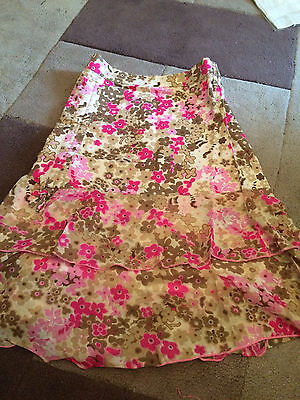 BABY girls sumer skirt age 1-2 years bnwt