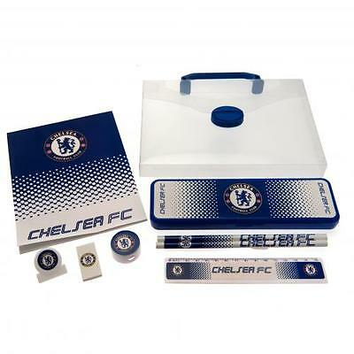 Official Licensed Football Product Chelsea Stationery Set Pencil Pad CC FD Gift