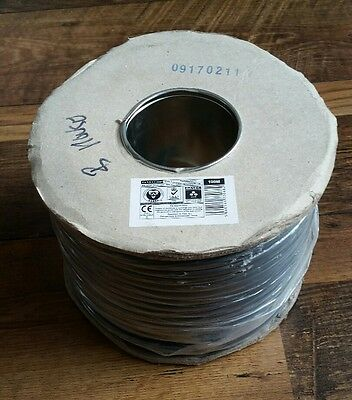 100mtrs 2.5 twin and earth cable