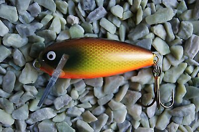Fishing lure Nils Master JAPITTAJA 55mm 9g color:078 Made in Finland