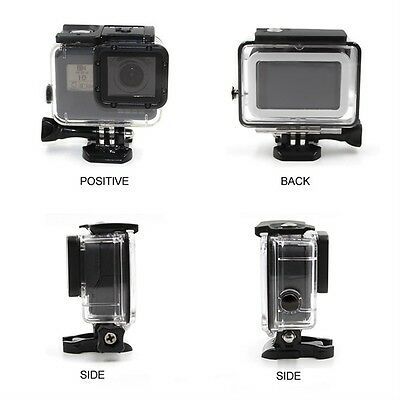 Waterproof Camera Removable Housing Case Mount For GOPRO HERO 5 Accessories RS