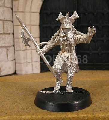EASTERLING CAPTAIN - Lord Of The Rings Metal Figure(s)