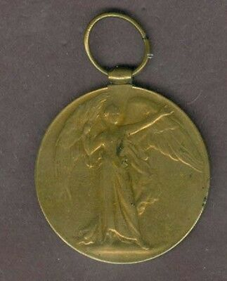 R1865.WWI 1914-18 Allied Victory medal named